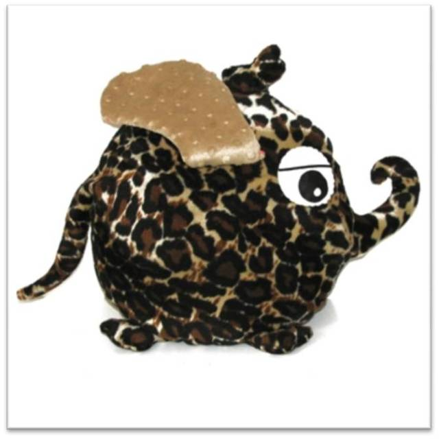 design4_coussin big monster leopard