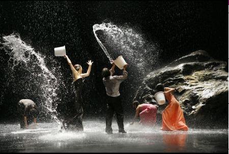 Coule une rivière ou « vollmond » de pina bausch au théâtre de la