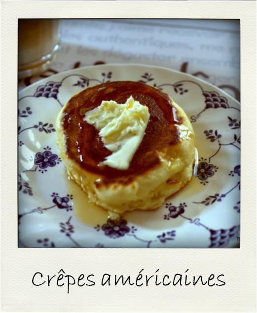 Crepes américaines