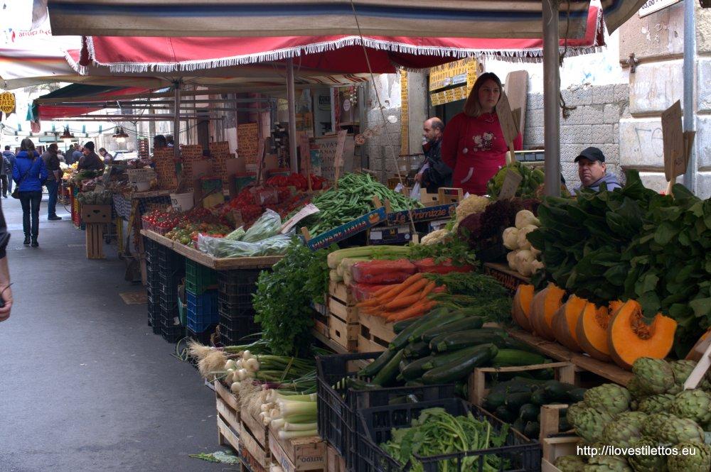 Ma seule et unique photo du marché