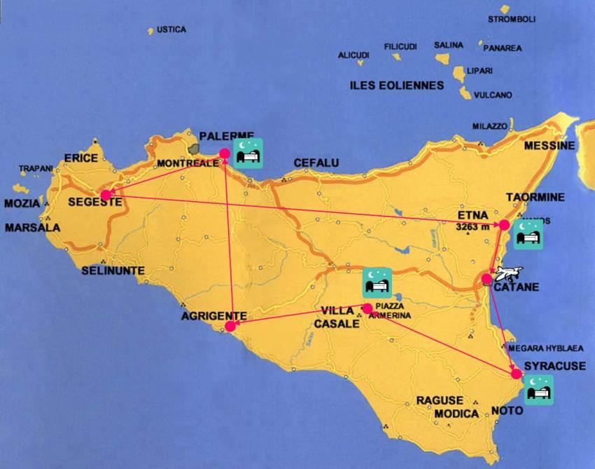 Voyage Sicile_carte