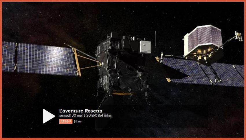 Aventure Rosetta
