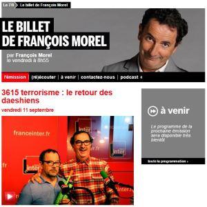 Le billet de Francois Morel
