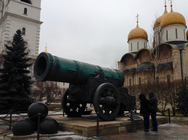 Le tsar canon