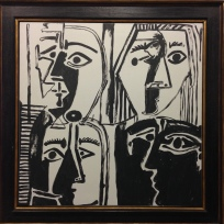 Picasso goes pop