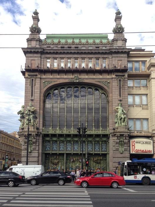 Elisseïevski Magazin, merveilleuse épicerie de luxe