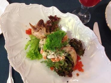 La salade Olivier